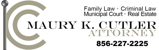 South Jersey Family Law, Criminal Law, Municipal Court, Real Estate Law: Attorney Maury K. Cutler Logo